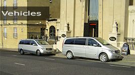 Markris chauffeur vehicles